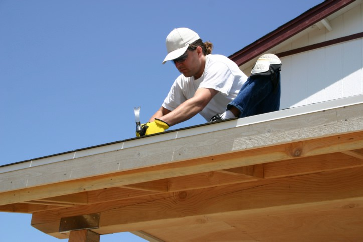 Maintaining your roof in good repair.