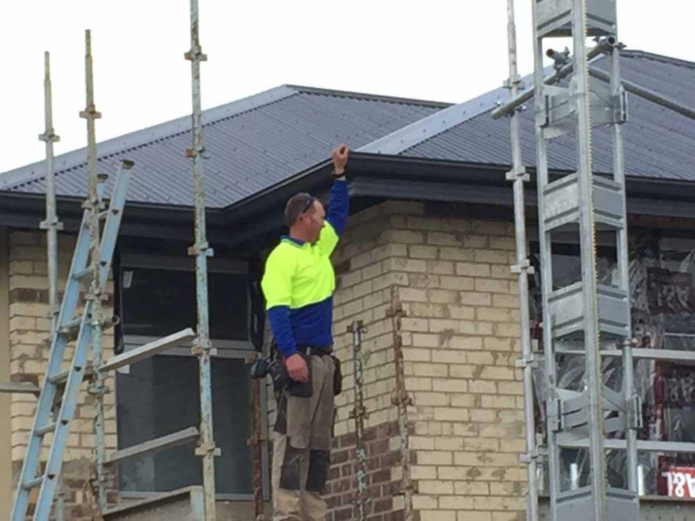 roof restoration company - roof restoration, verandahs, gutter works, all roofing works.