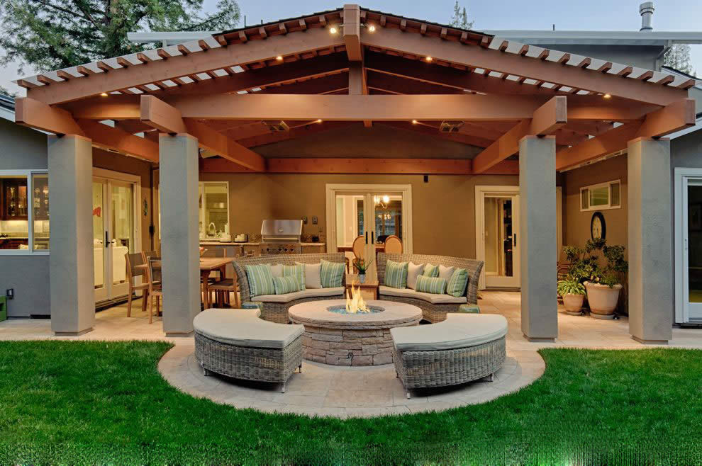 what is a verandah patio or pergola which should you install in your home roofing adelaide. Black Bedroom Furniture Sets. Home Design Ideas